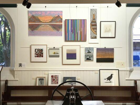 Lustre, installation view