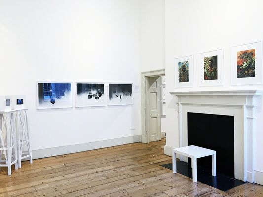 Circle Art Agency at 1:54 London 2017, installation view