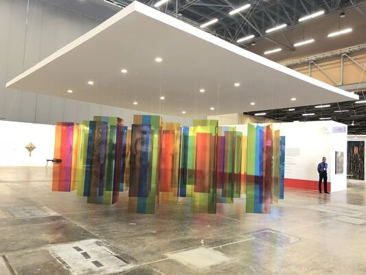 RGR+ART at ARTBO 2018, installation view