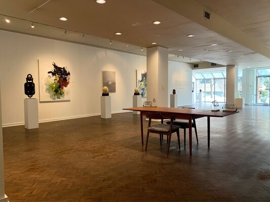 The After Show, installation view