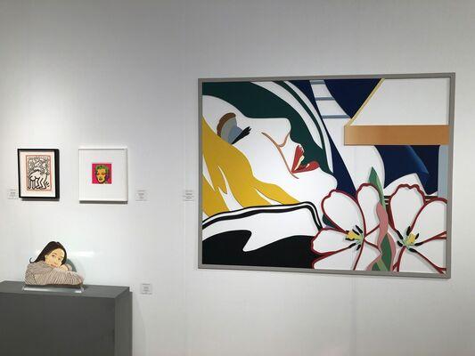 Waterhouse & Dodd at Palm Beach Modern + Contemporary 2019, installation view