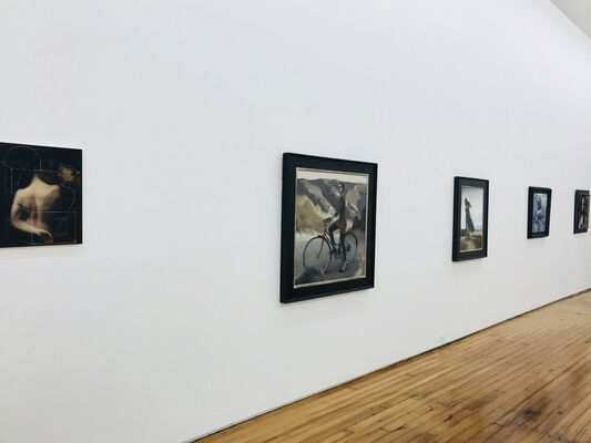 """""""Painting Now"""", installation view"""