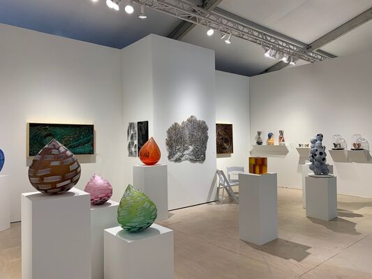 Duane Reed Gallery at Market Art + Design 2019, installation view