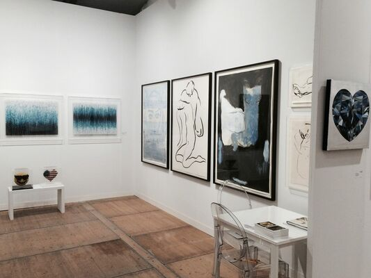 Rademakers Gallery at Art Southampton 2016, installation view