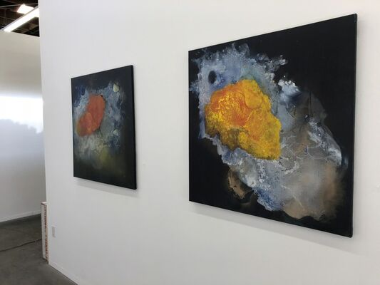 Bonita Helmer: In the Midst of Chaos, installation view