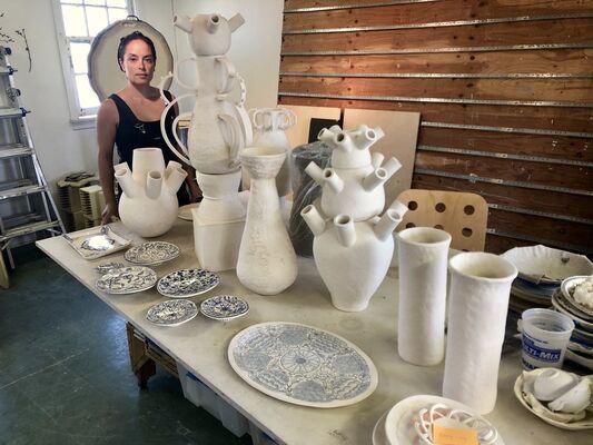 Elyse Pignolet: You Should Calm Down, installation view