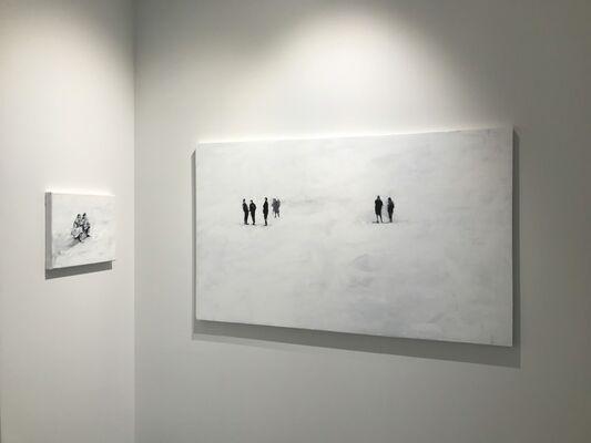 RED CORRIDOR Gallery at SCOPE Miami Beach 2018, installation view