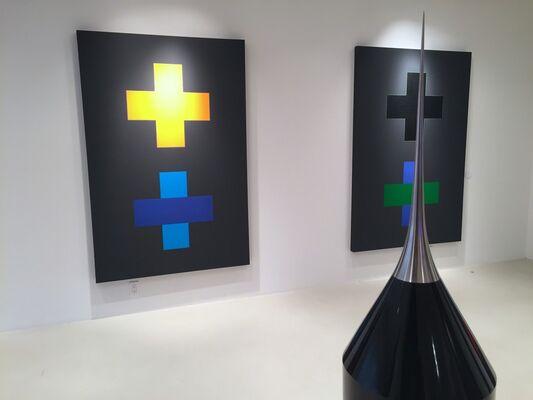 Brian Dailey: Polytropos, installation view