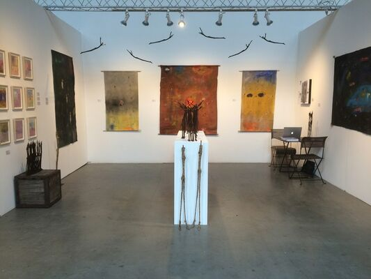 (S)ITOR/Sitor Senghor at 1:54 Contemporary African Art Fair New York 2016, installation view