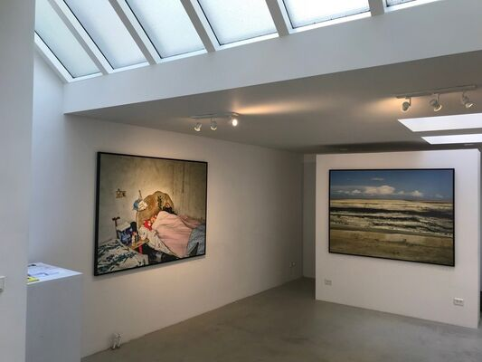 Ruben Terlou: Right Across China, installation view