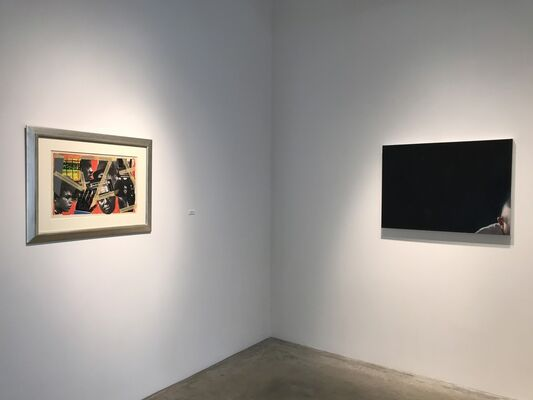 Capita, installation view