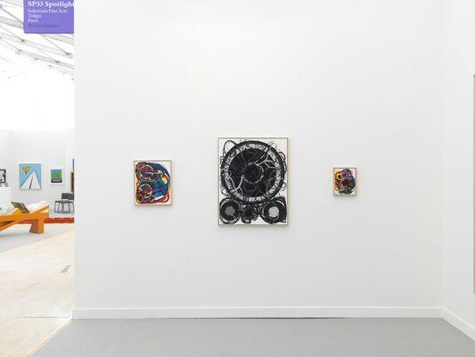 SAKURADO FINE ARTS at Frieze New York 2018, installation view