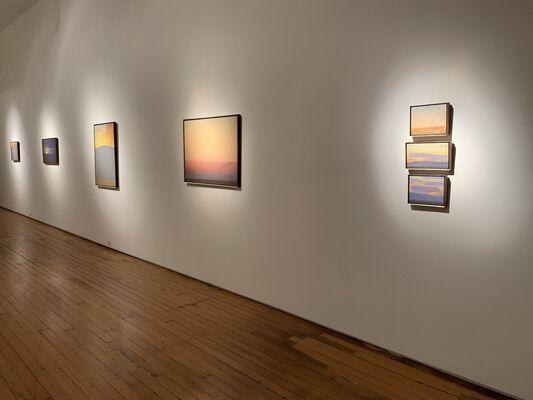David Grossmann & Eric Merrell, installation view