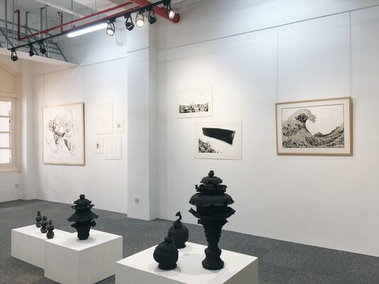Dawn of  Youth, installation view
