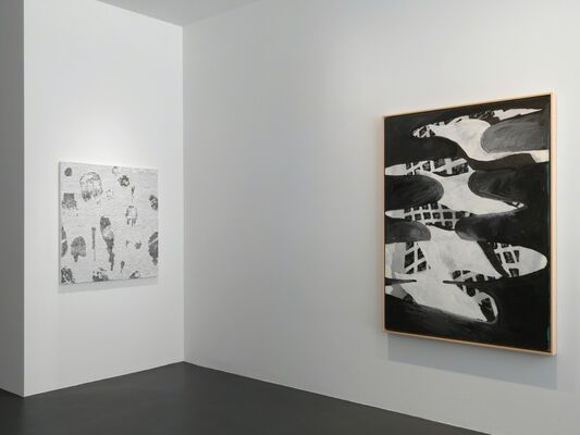Abstraction Today - Mapping the invisible World, installation view