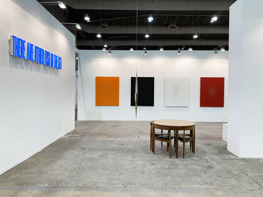 Galería OMR at ZⓈONAMACO 2020, installation view