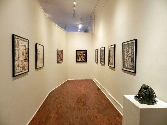 Michel Delgado: Romantic Rebel, installation view