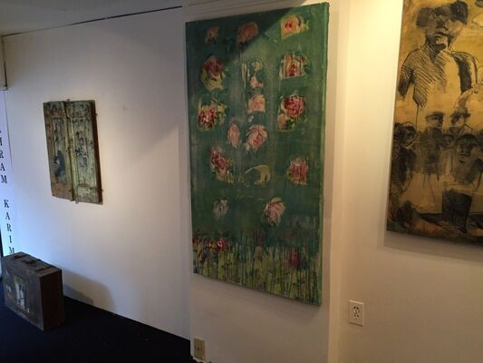 Shahram Karimi - Remembrance, installation view