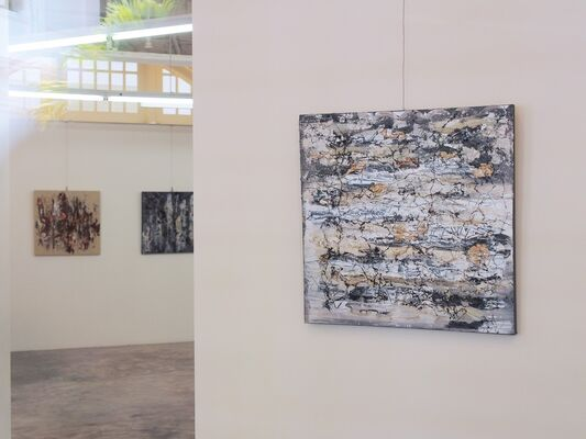 Invisible Paintings, installation view