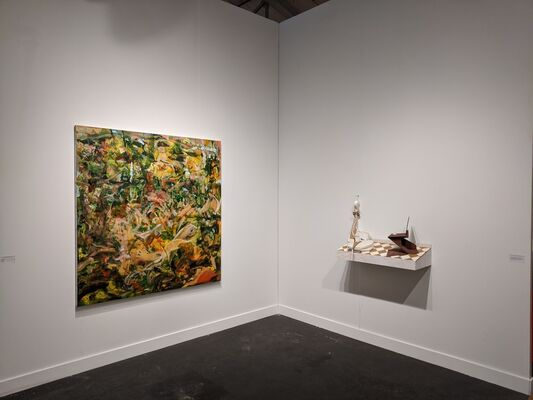 Paula Cooper Gallery at FOG Design+Art 2020, installation view