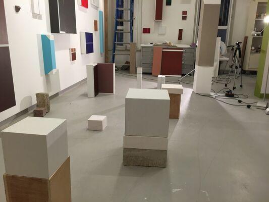 Elizabeth Jobim | Arranjo, installation view