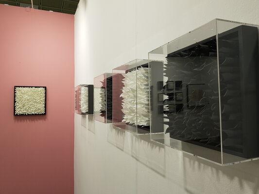Gallery LEE & BAE at Korea Galleries Art Fair 2020, installation view
