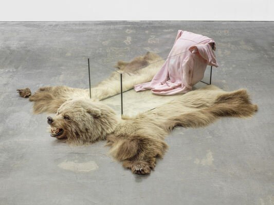 Yves Scherer - Single, installation view