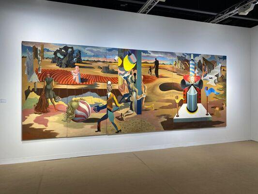 Hirschl & Adler at Art Basel in Miami Beach 2019, installation view