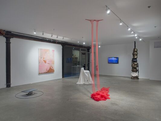 Merry Go Round, installation view