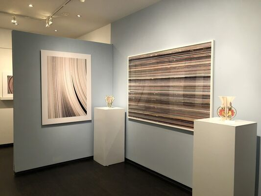 ON PAPER - Rag, Clay, Film, installation view