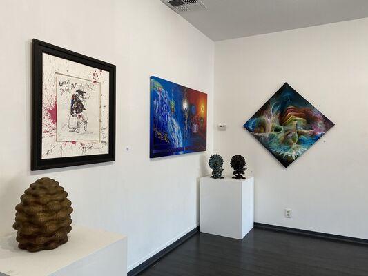 Event Horizon, installation view