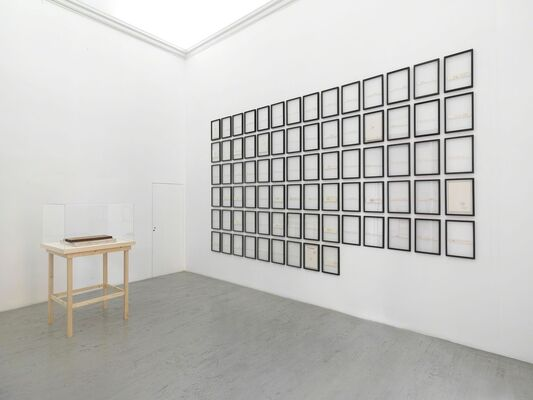 Joseph Beuys, installation view