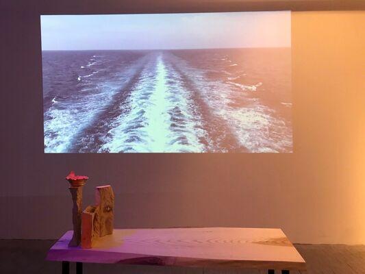 Sam Jones: Perpetual Becoming, installation view