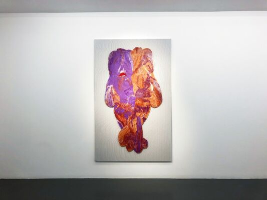 Karl Norin – Justitia, installation view