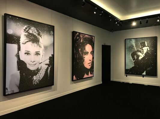 Femme Fatale by Russell Young, installation view