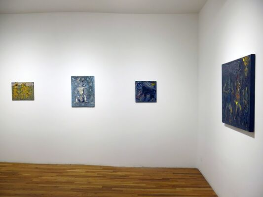 Turn of Thought, installation view