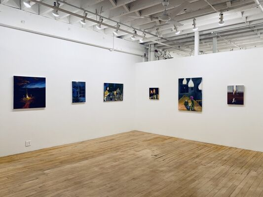 Kristin Osterberg: From the Inside Out, installation view