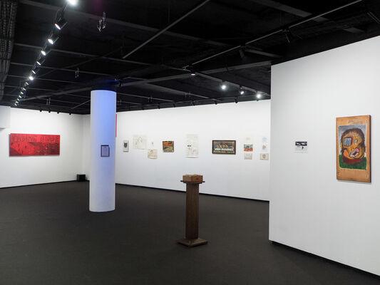 Sasha Bandi, installation view