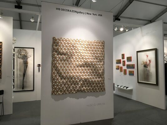 DECORAZONgallery at Affordable Art Fair Hampstead 2018, installation view