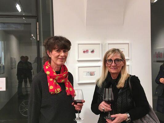 Sabine Christmann, installation view