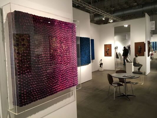 Modus Art Gallery at SOFA CHICAGO 2016, installation view
