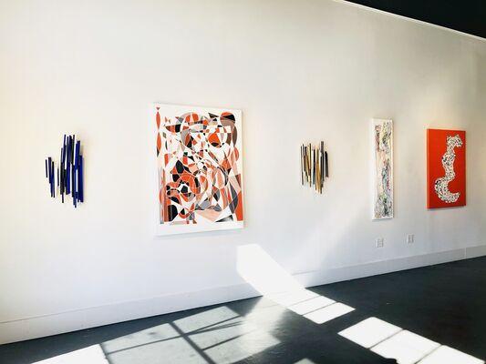 Cecilia Biagini: Agua Viva, installation view