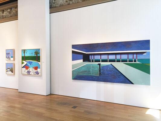 Melissa Chandon & Matt Rogers   Recent Paintings, installation view