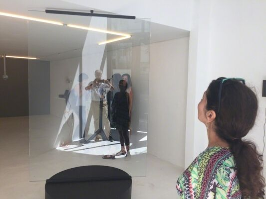 Raquel Kogan e Lea van Steen, installation view