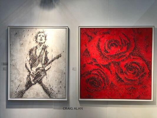 LA Art Show, installation view