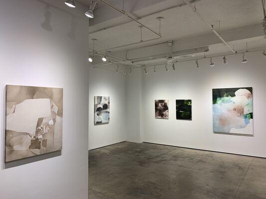 Eric Blum, installation view