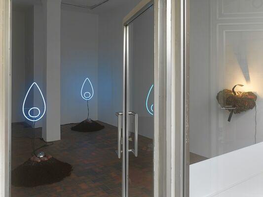 Ajay Kurian: incubator, installation view