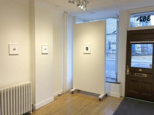 Betsy Crowell, Platinum & Palladium, installation view