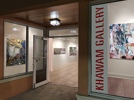 CULTURALLY DIVERSE, installation view