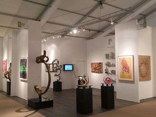 Long-Sharp Gallery at Palm Beach Modern + Contemporary 2018, installation view